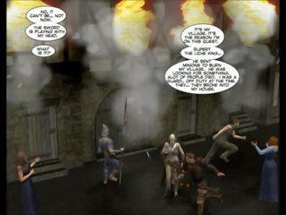 3D Comic: World of Neverquest. Episode 9